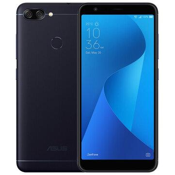 ASUS Zenfone Max Plus (M1) ZB570TL Global Version 5,7 tommer FHD + 4130mAh 3GB RAM 32GB ROM MT6750T 4G Smartphone