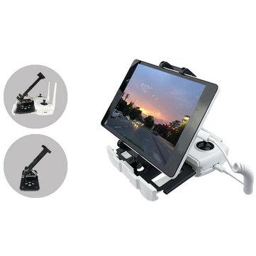 Mobile Phone Tablet Telescopic Folding Bracket Portable Holder Mount Clip...