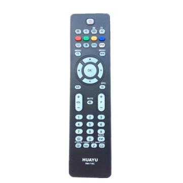 HUAYU RM-719C TV Remote Control for Philips TV RC1683801/01
