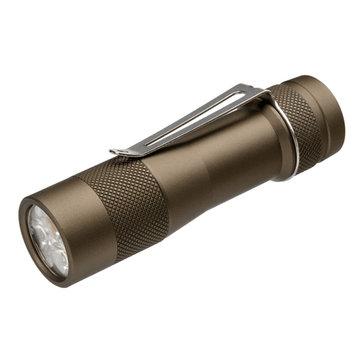 Lumintop FW3A Sand XPL-HI/SST20 2800lm LED EDC Flashlight 18650 3 Modes IPX8