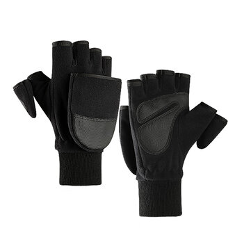 Mens Winter Touch Screen Gloves Skiing Warm Windproof Fleece Lined Thermal