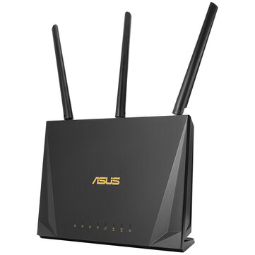 ASUS RT-AC85P Wireless AC2400 Dual-Band Gaming Router dengan Parental Control mendukung MU-MIMO Dual core CPU WiFi Router