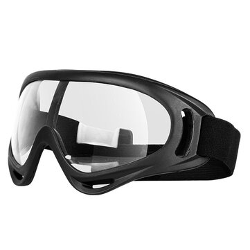 Buy WEST BIKING Anti-Fog Sand Proof Safety Goggles Totally Enclosed Transparent Riding Cycling Protect Goggles with Litecoins with Free Shipping on Gipsybee.com