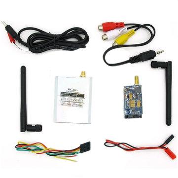 Boscam FPV 5.8G 400mW AV Receiver RC305 with Transmitter TS353
