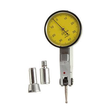 DANIU 40112302 Dial Test Göstergesi Kırlangıç rayları ile Hassas Metrik
