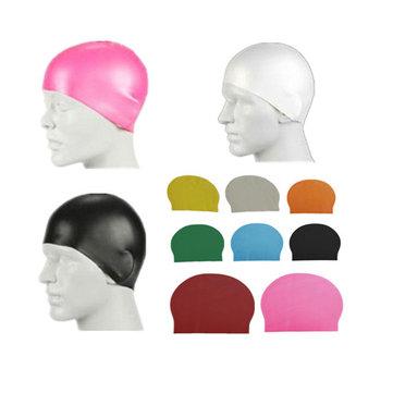 Fashional Durable Flexible Sport Latex Swim Cap