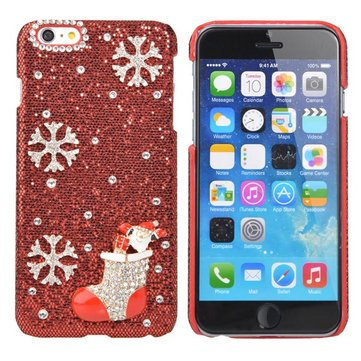 Ốp lưng Giáng sinh Bling cho iPhone 6 Plus & 6s Plus
